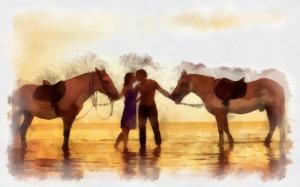 lovecouplehorses_DAP_Aquarell