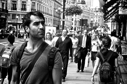 street_man