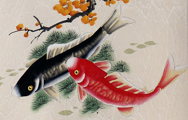 koi-fish-chinese-painting